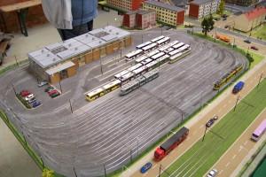 H0 Straßenbahnanlage Straßenbahnfreunde  Bremen /2