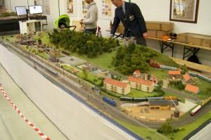 TT Anlage Modellbahnfreunde Taucha /1